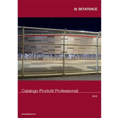 catalogo professionale betafence italia