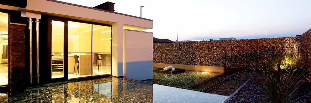 Betafence recinzioni design udine - Recinzioni privacy giardino ...