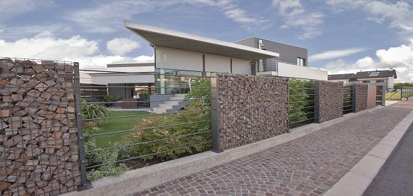 Recinzione residenziali design for Design per la casa residenziale