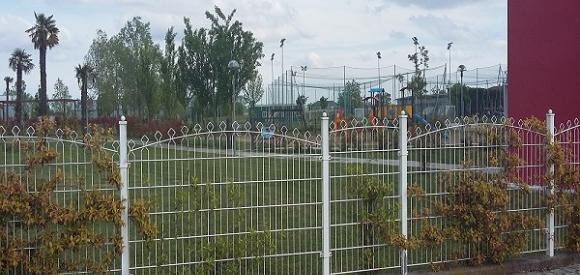 Betafence recinzione parchi decofor arco - Recinzioni per piscine ...