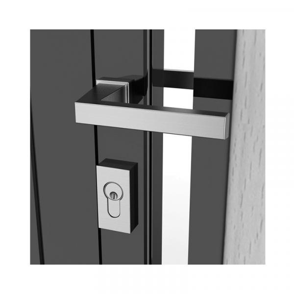 Misure Standard Cancello A Due Ante.Cancello A Battente Residenziale Palladio Betafence